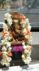 ganesha, the elephant-headed 'remover of obstacles' in hindusim