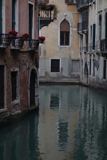 lonely venice
