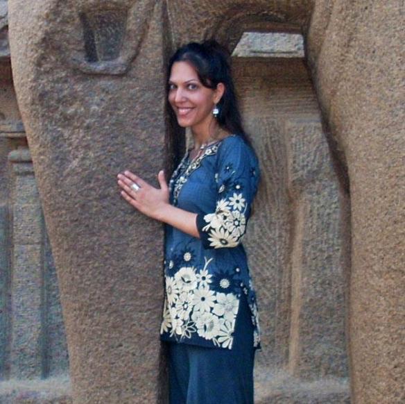 Me in India, in 2010
